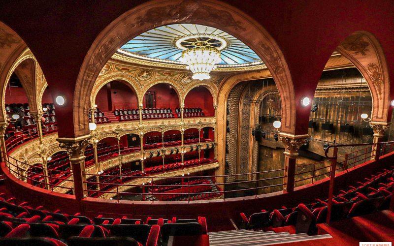 Salle de théâtre