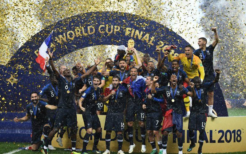 Victoire France Coupe du Monde