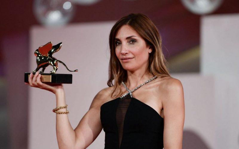 Audrey Diwan reçoit le Lion d'Or